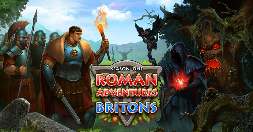 Roman Adventures: Britons Season One Free Download