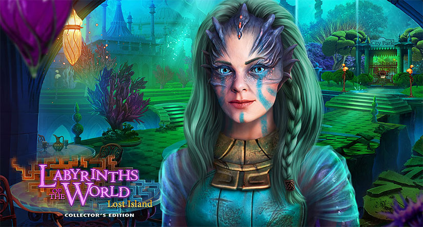 Labyrinths of the World: Lost Island Collector's Edition Free Download
