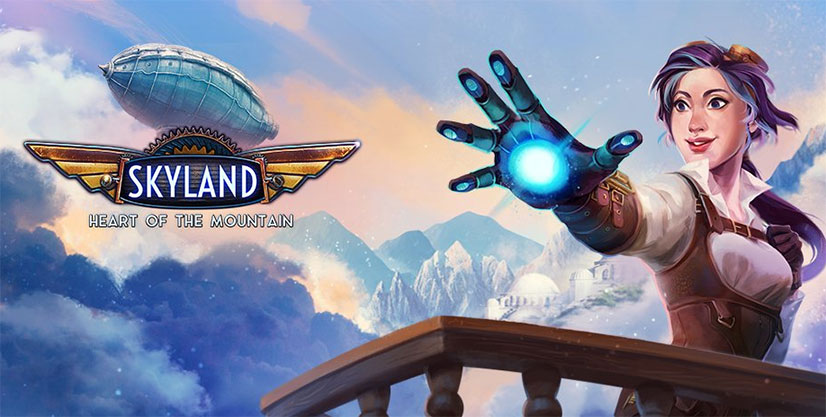Skyland: Heart of the Mountain Collector's Edition Free Download