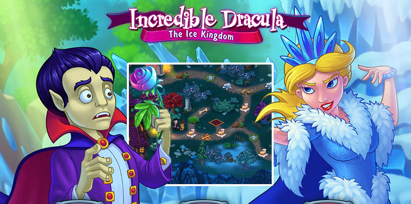 Incredible Dracula: The Ice Kingdom Free Download