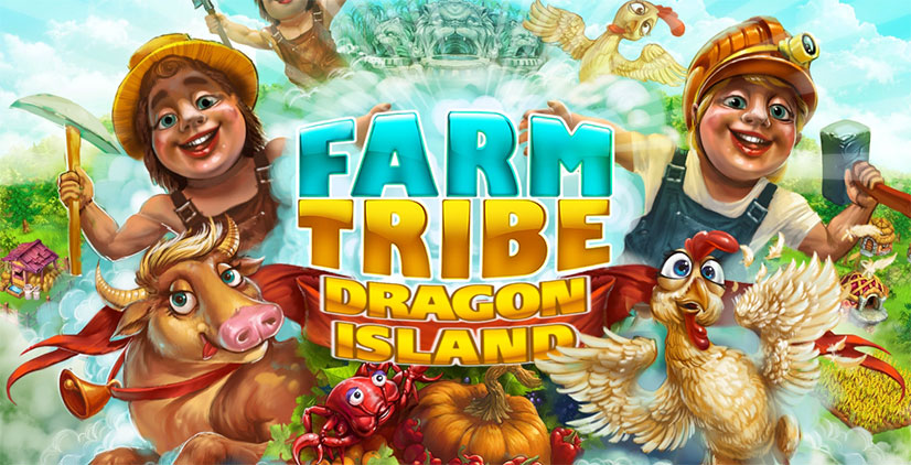Farm Tribe: Dragon Island Free Download