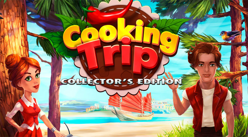 Cooking Trip Collector's Edition Free Download