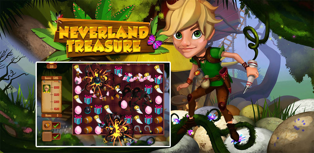Neverland Treasure Free Download