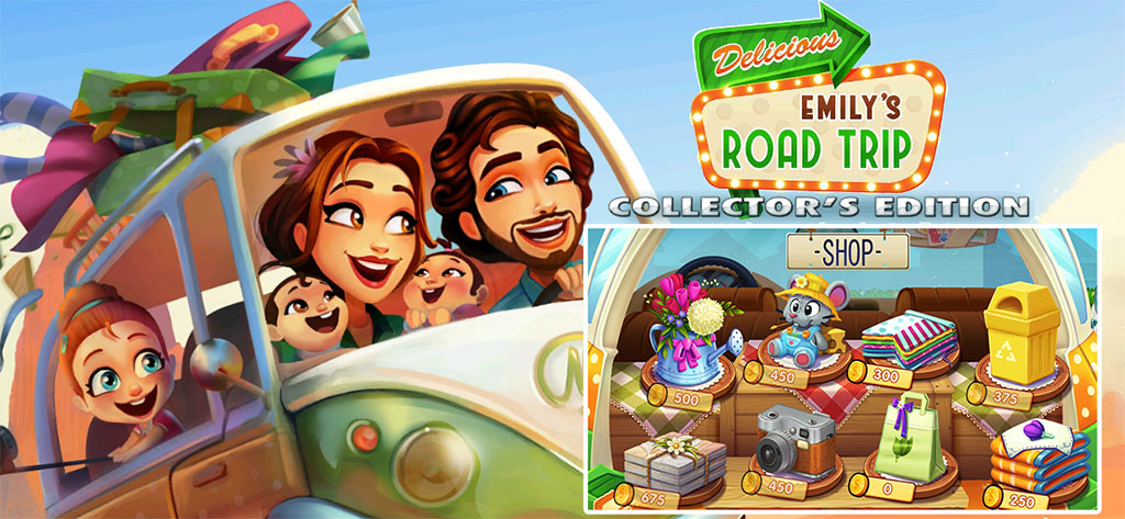 Delicious: Emily's Road Trip Collector's Edition Free Download