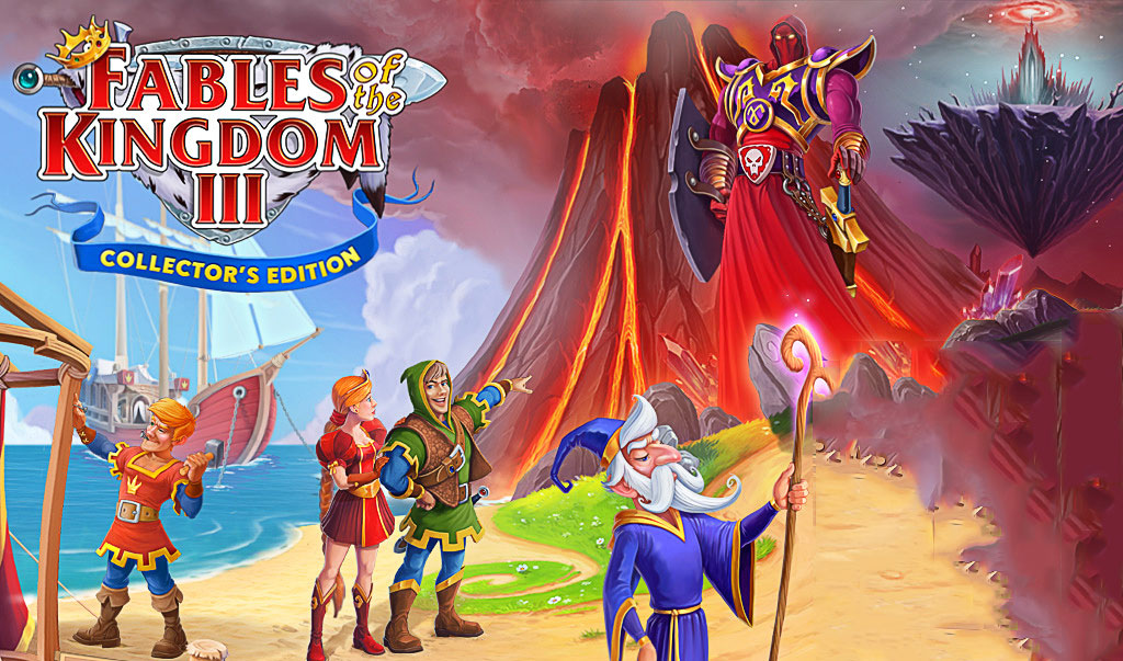 Fables of the Kingdom III Collector's Edition Free Download