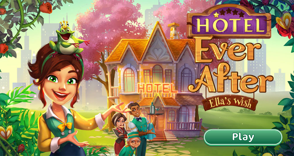 Hotel Ever After: Ella's Wish Collector's Edition Free Download