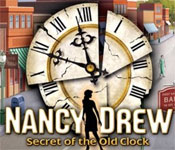 nancy drew 12: secret of the old clock