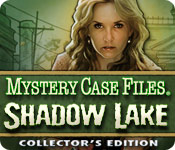 mystery case files: shadow lake collector's edition walkthrough