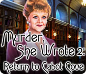 murder, she wrote 2: return to cabot cove walkthrough