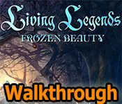living legends: frozen beauty walkthrough