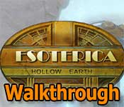 esoterica: hollow earth w