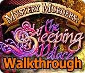 mystery murders: the sleeping palace walkthrough