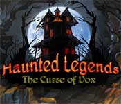 haunted legends: the curse