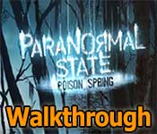 paranormal state: poison spring walkthrough
