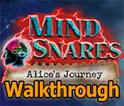 mind snares: alice's journey walkthrough