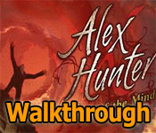 alex hunter: lord of the mind walkthrough