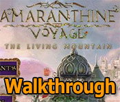 amaranthine voyage: the living mountai