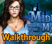 midnight macabre: mystery of the elephant walkthrough