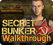 secret bunker ussr walkthrough