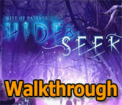 rite of passage: hide and seek walkthrou