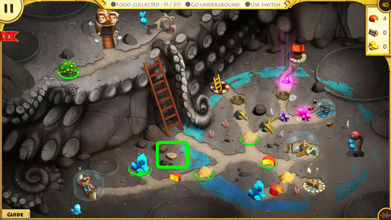 12 Labours of Hercules IX: A Hero's Moonwalk Puzzle Pieces Locations Screenshots 03