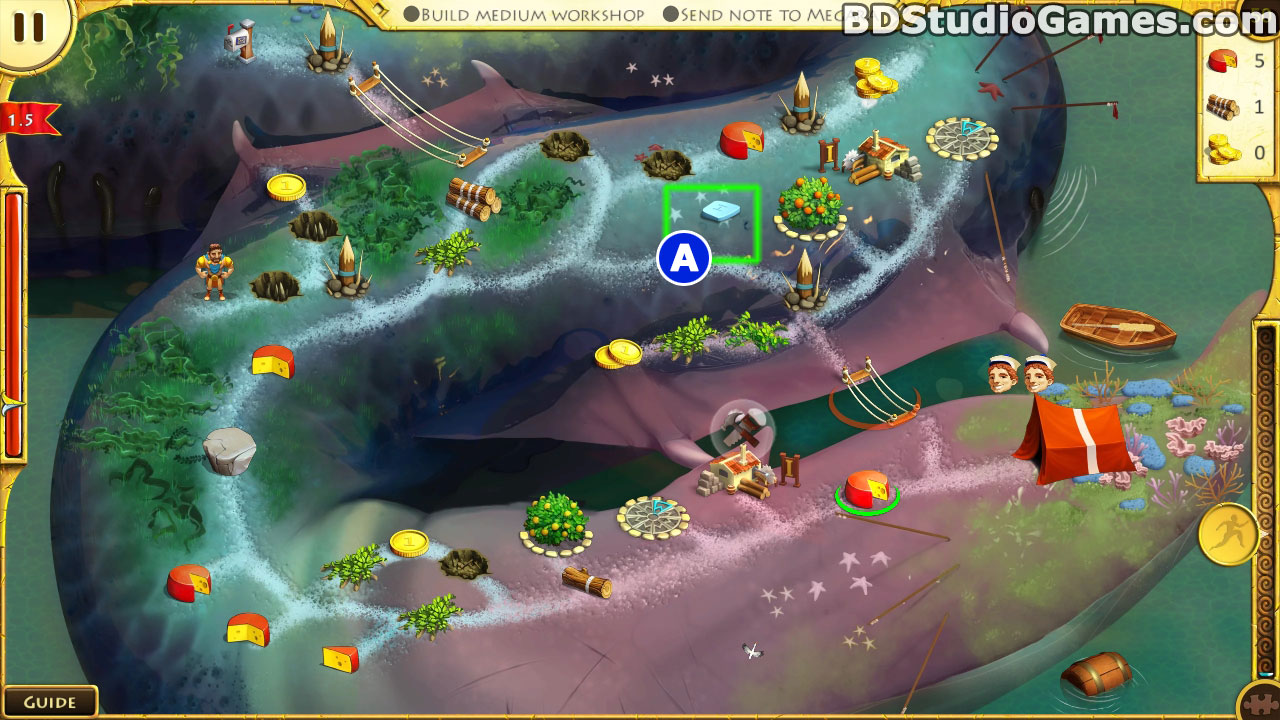 12 Labours of Hercules VIII: How I Met Megara Puzzle Pieces Screenshots 5
