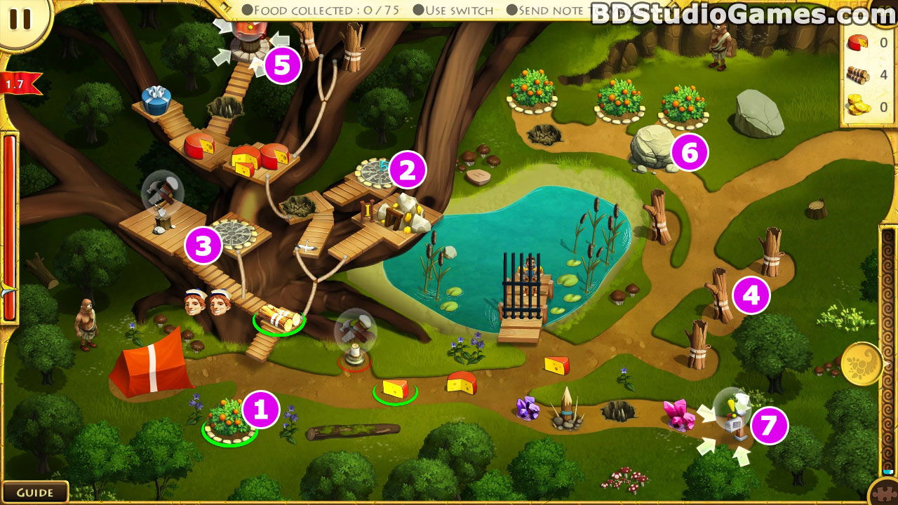 12 Labours of Hercules VIII: How I Met Megara Walkthrough Screenshots 6