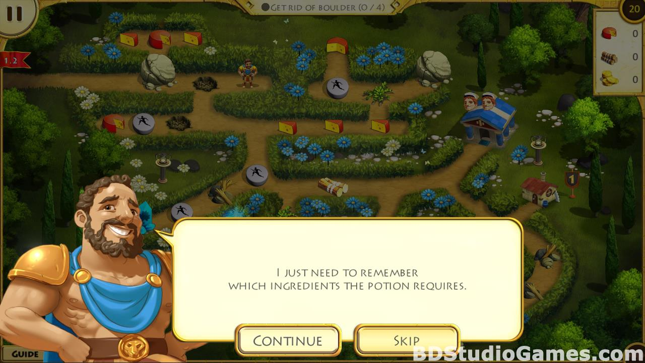 12 Labours of Hercules X: Greed for Speed Collector's Edition Free Download Screenshots 12