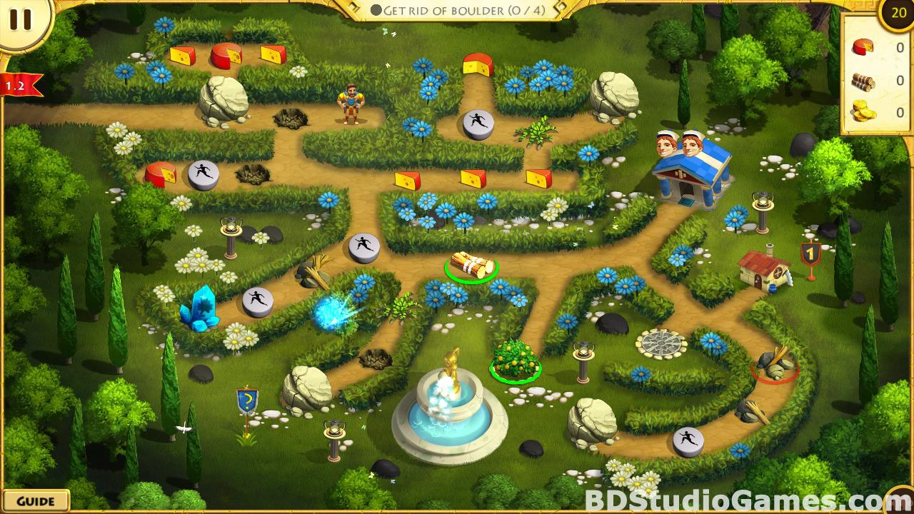 12 Labours of Hercules X: Greed for Speed Collector's Edition Free Download Screenshots 13