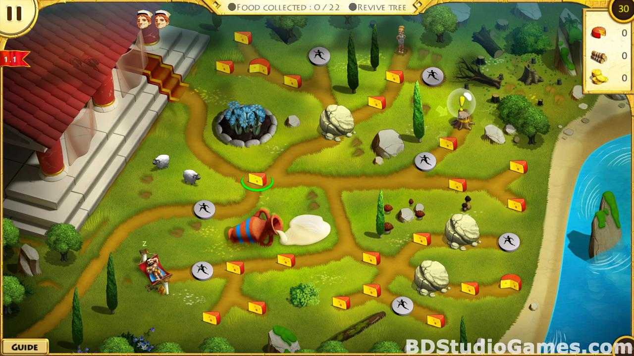 12 Labours of Hercules X: Greed for Speed Collector's Edition Free Download Screenshots 06