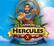 12 Labours of Hercules X: Greed for Speed Collector's Edition Free Download
