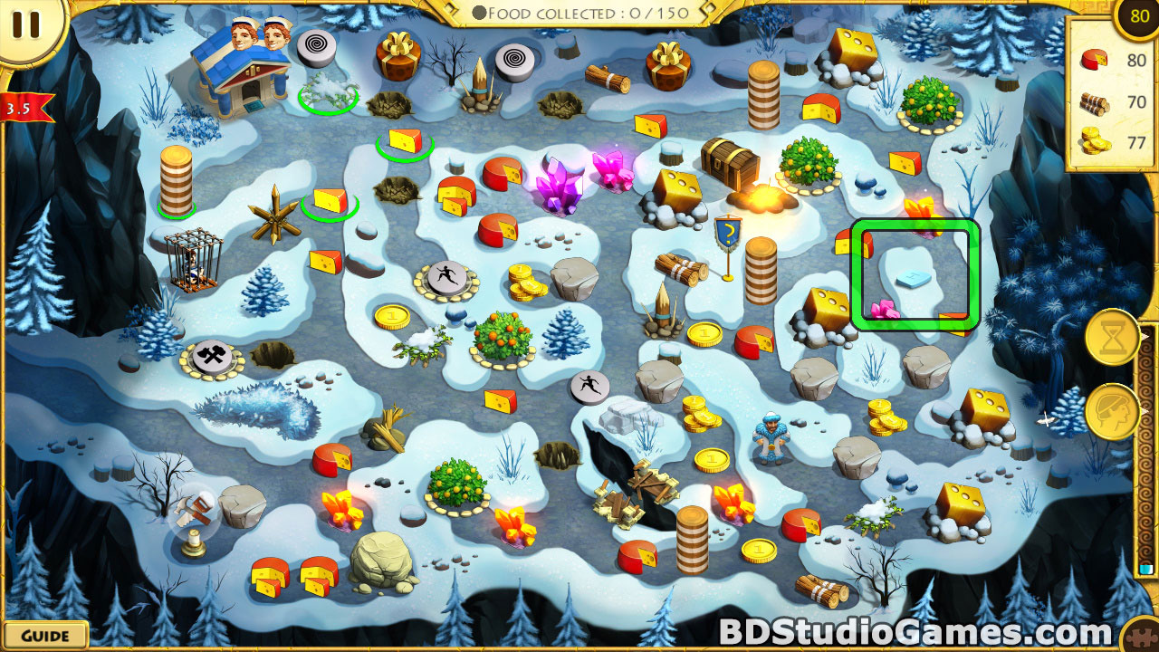 12 Labours of Hercules X: Greed for Speed Puzzle Pieces Locations Screenshots 25