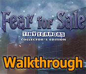 fear for sale 12: tiny terrors - part 1 beta let's play walkthrough facecam
