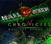 halloween chronicles: monsters among us gameplay
