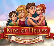 kids of hellas: back to olympus walkthrough