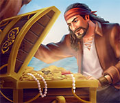 solitaire legend of the pirates 3 gameplay
