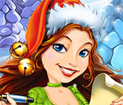 merry christmas: deck the halls gameplay