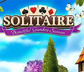 solitaire beautiful garden season gameplay