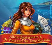 alicia quatermain 4: da vinci and the time machine walkthrough, guides and tips