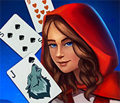 fairytale solitaire: red riding hood gameplay