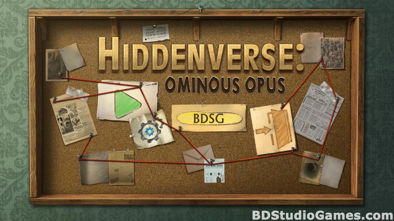 Hiddenverse: Ominous Opus Screenshots 01