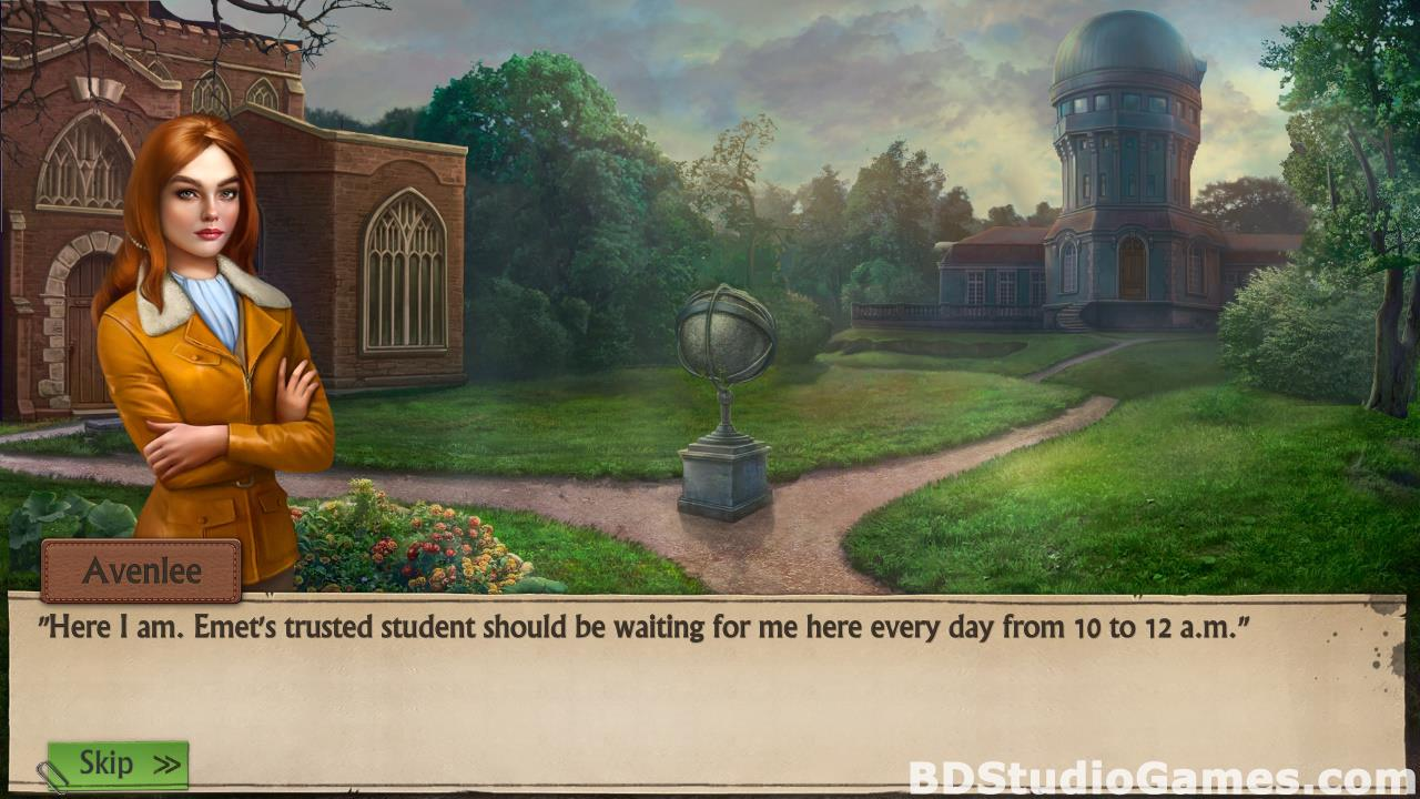 Hiddenverse: Ominous Opus Screenshots 02