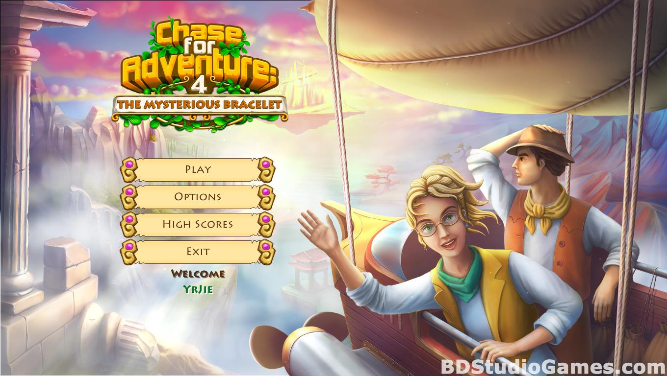 Chase For Adventure 4: The Mysterious Bracelet Screenshots 01