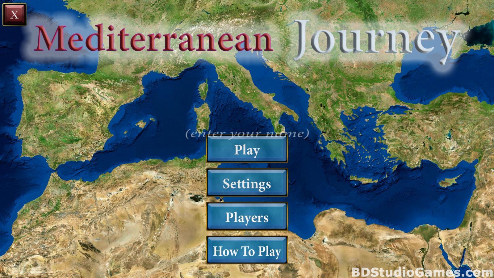 Mediterranean Journey Screenshots 01