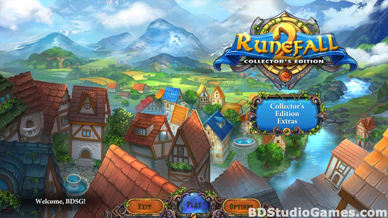 Runefall 2 Collector's Edition Screenshots 01