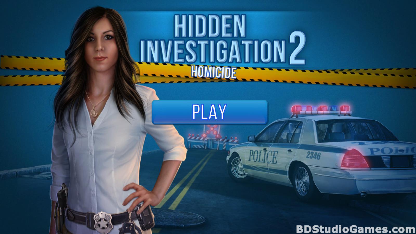 Hidden Investigation 2: Homicide Screenshots 01