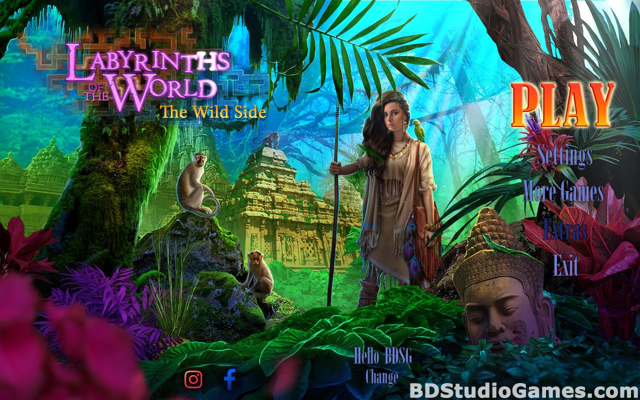 Labyrinths of the World: The Wild Side Collector's Edition Screenshots 01