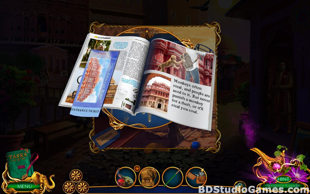 Labyrinths of the World: The Wild Side Collector's Edition Screenshots 03