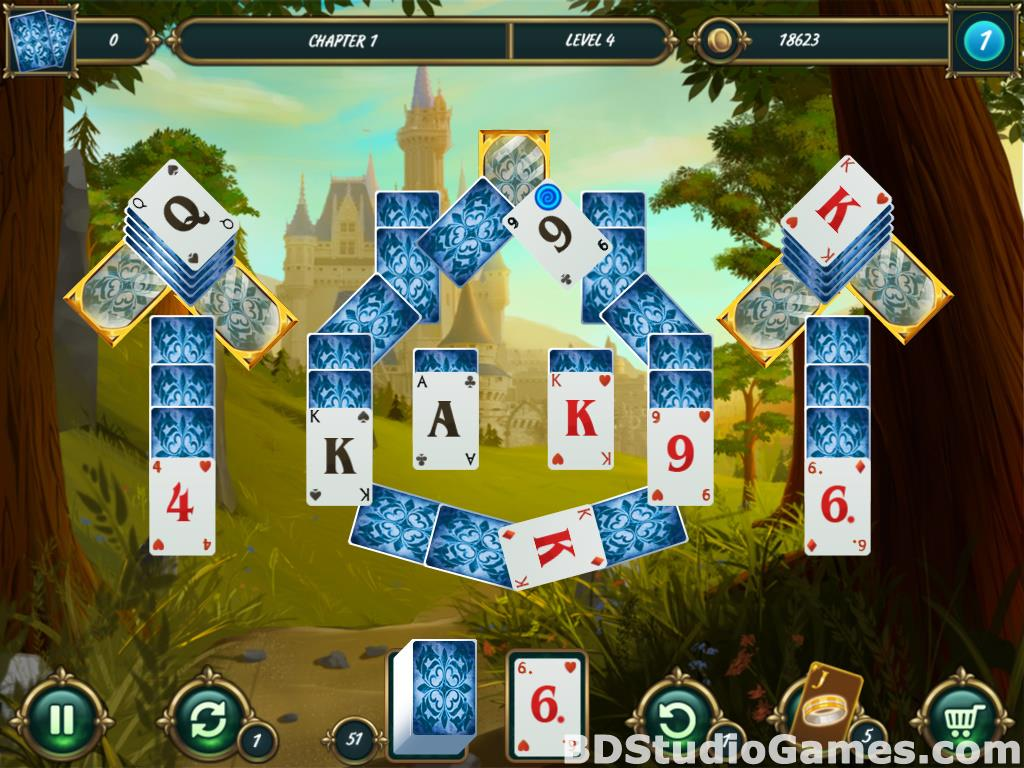 Mystery Solitaire: Grimms Tales 2 Screenshots 03