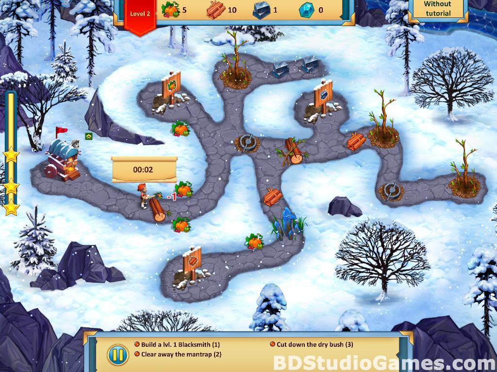 Lost Artifacts: Frozen Queen Collector's Edition Screenshots 03